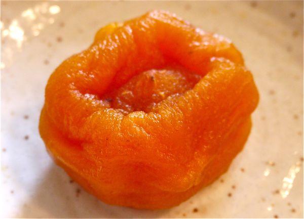 あんぽ干し柿の画像