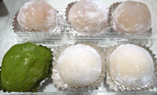 大福餅の画像