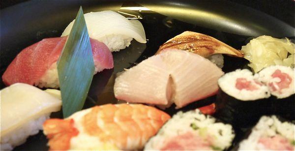 握り寿司の写真