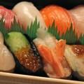 にぎり寿司の画像