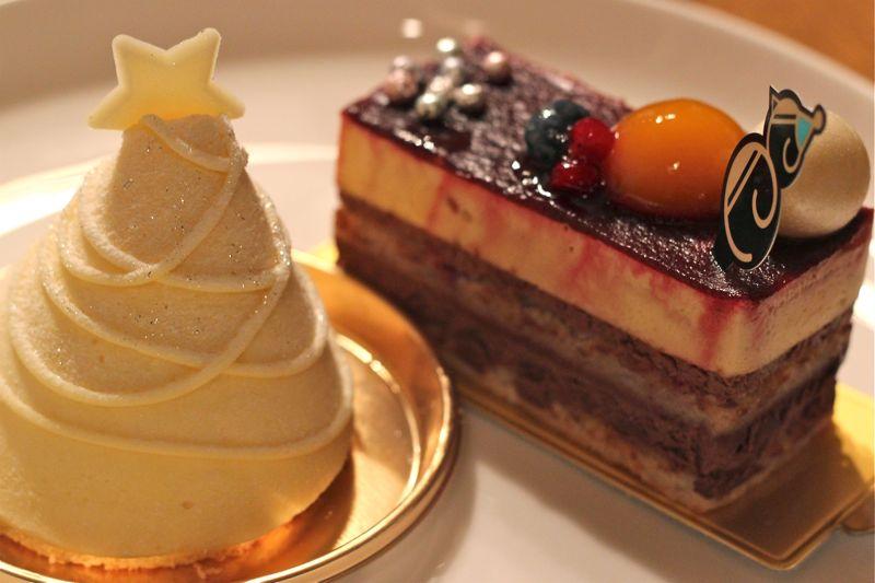 アンリ・シャルパンティエのクリスマスショートケーキの画像3