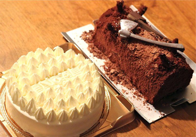 アンリ・シャルパンティエのクリスマスケーキの画像2
