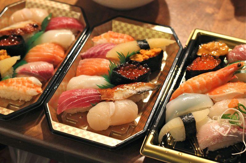 お寿司の画像2
