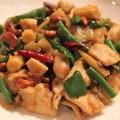 鶏とカシューナッツの炒め物のレシピ