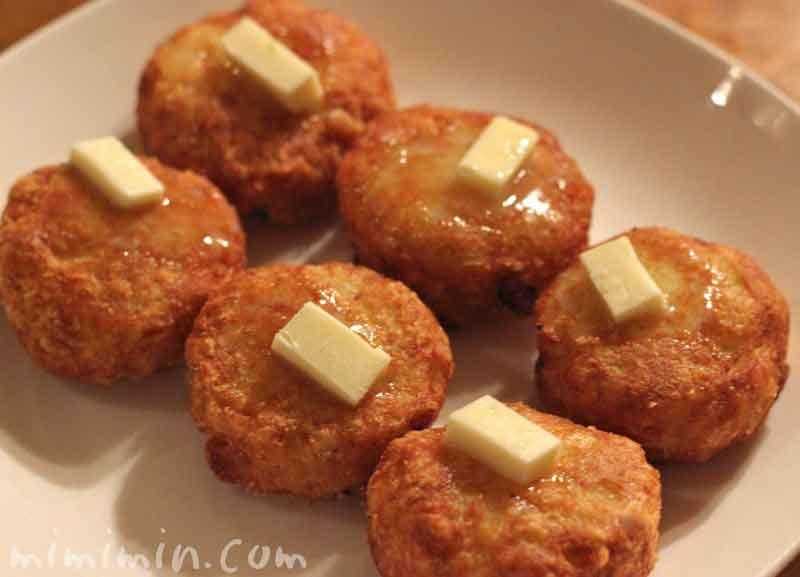 ポテトチーズもちのレシピの画像