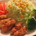鶏のささみの唐揚げの写真