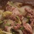 白菜と豚肉のくたくた煮の画像
