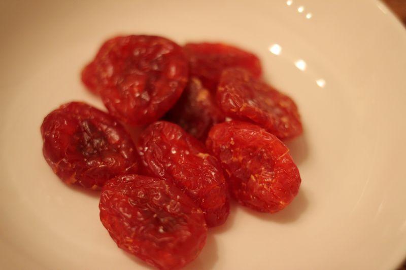乾燥塩トマト