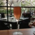 ランディのロゼスパークリングワインの写真