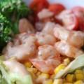 小エビのカクテルサラダの写真