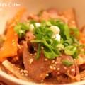 豚レバーの味噌煮の画像