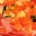 海鮮ちらし寿司(6-27)の画像