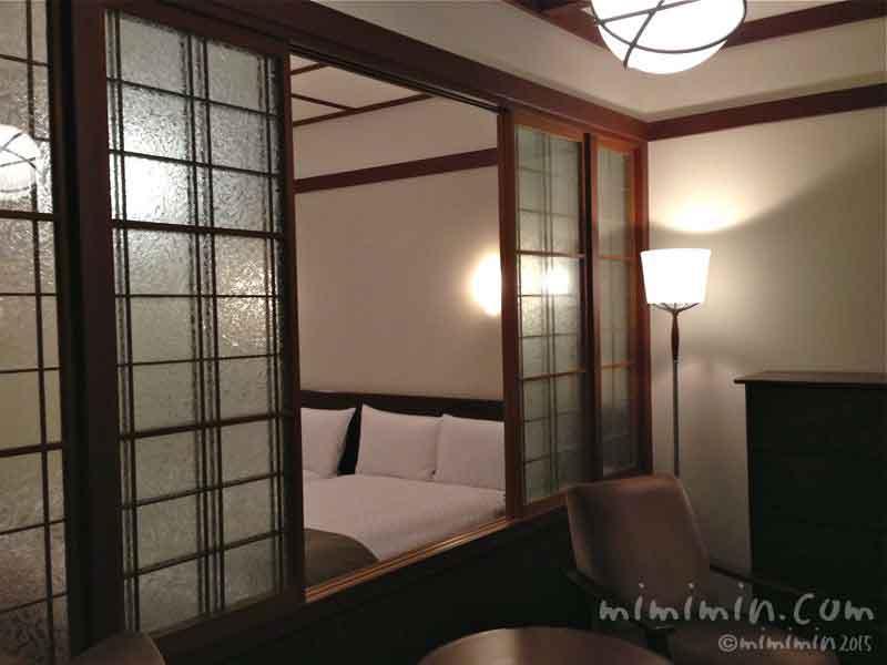 万平ホテルのウスイ館のクラシックタイプの部屋の写真