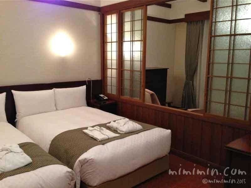 軽井沢万平ホテルのウスイ館の写真