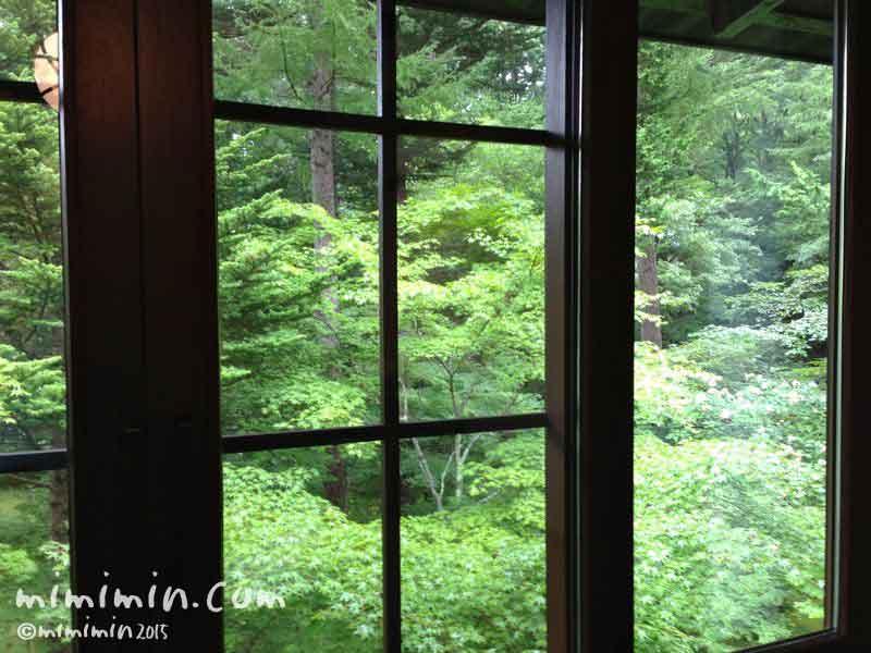 万平ホテルのウスイ館の部屋の写真