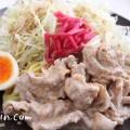 豚しゃぶ冷やし中華の画像