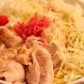 豚しゃぶ冷やし中華(濃厚ごまダレ)のレシピの写真