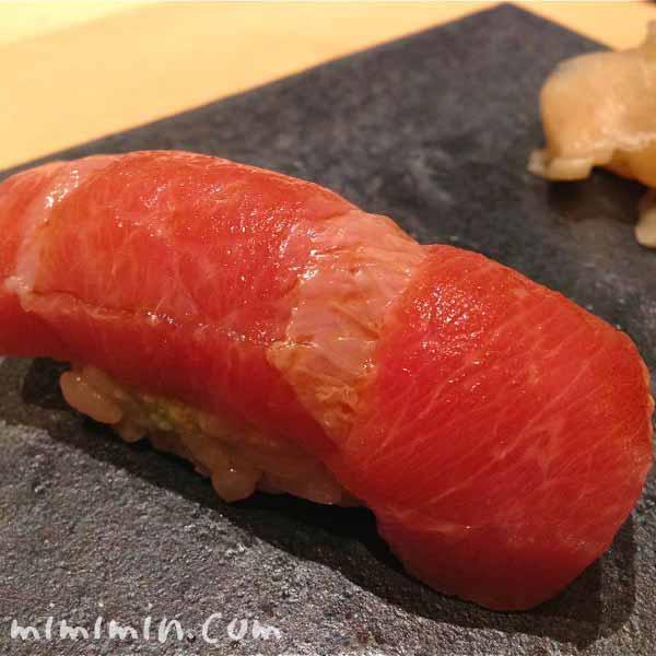 鮨いまむらの握り寿司