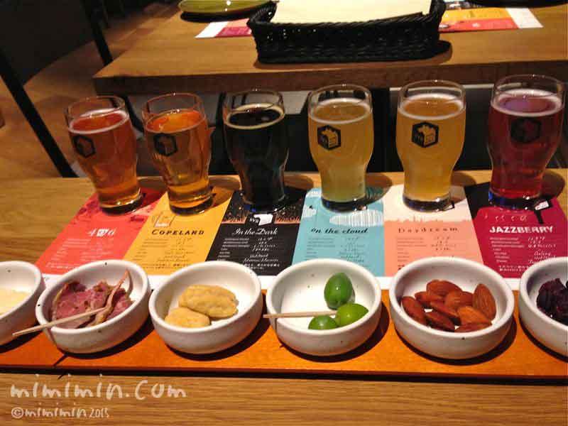 スプリングバレーブルワリー東京のビールの画像