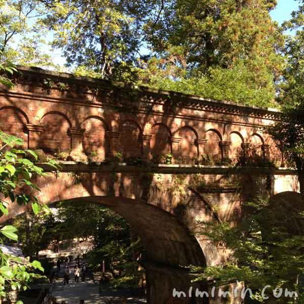 南禅寺水路閣の画像