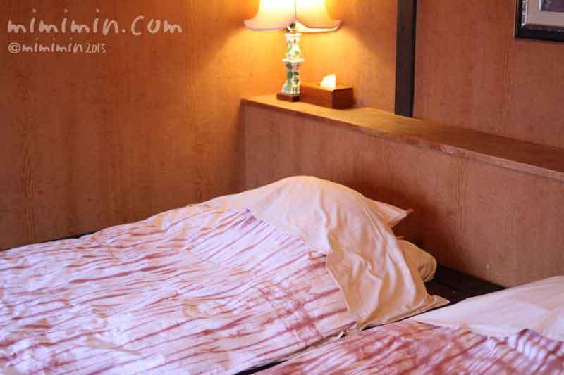 月のうさぎの寝室の写真