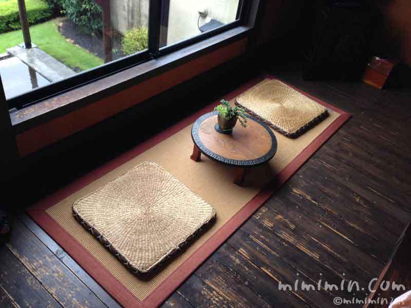 伊東温泉「月のうさぎ」の寝室の写真