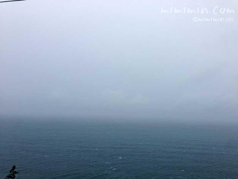 伊東温泉の離れの宿「月のうさぎ」の海の画像