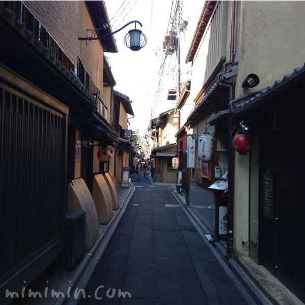 京都先斗町の写真
