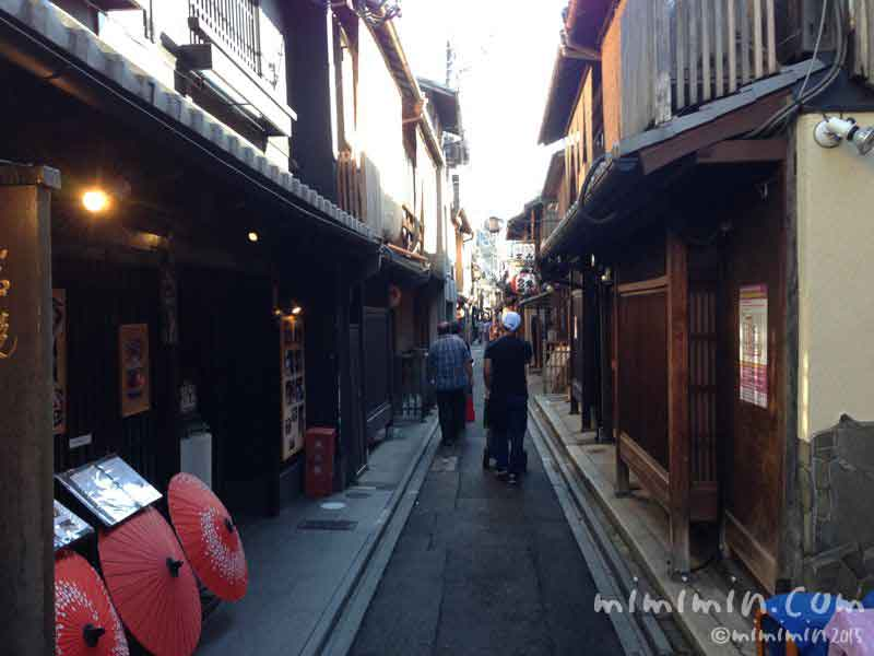 京都先斗町の写真2