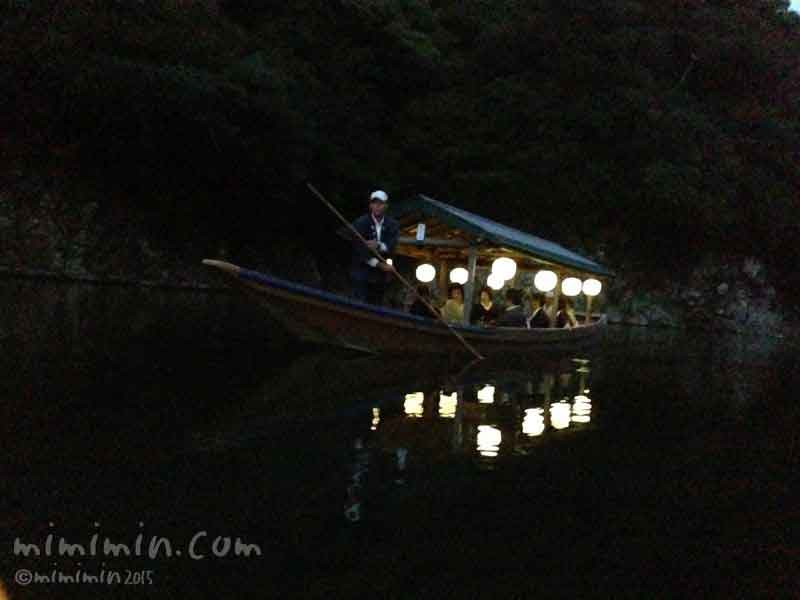 屋形船(嵐山)の写真