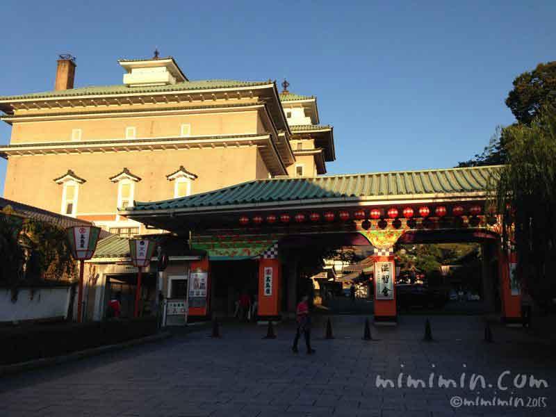 京都 花見小路通の画像2