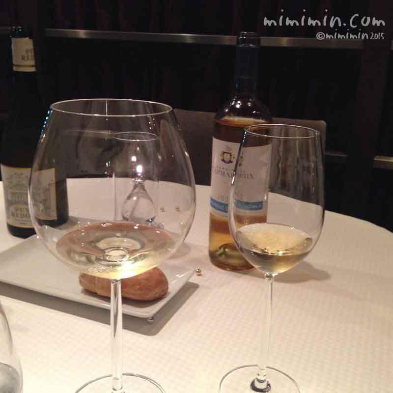 ジョンティアッシュ・ワイン白の画像