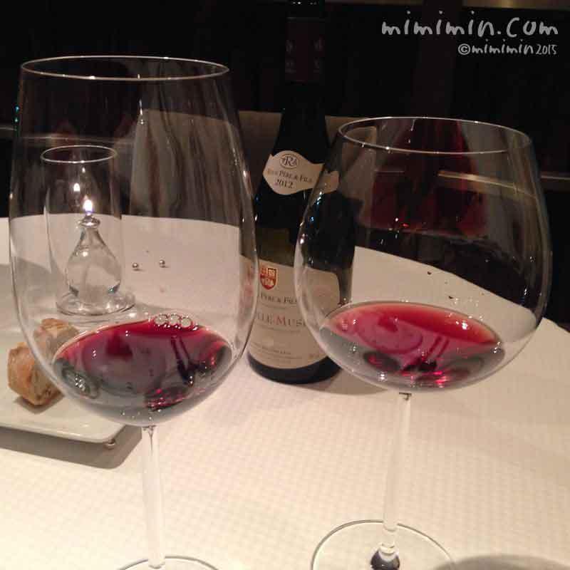 ジョンティアッシュ・ワイン赤の写真