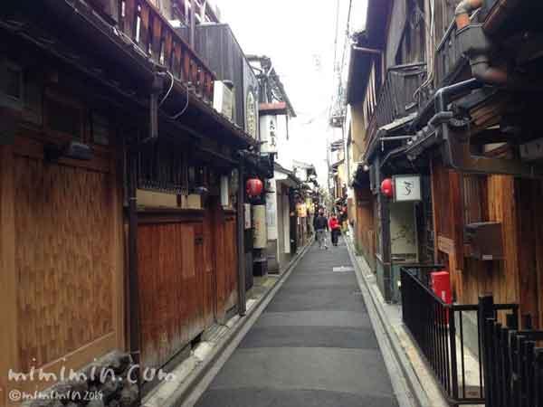 先斗町の画像
