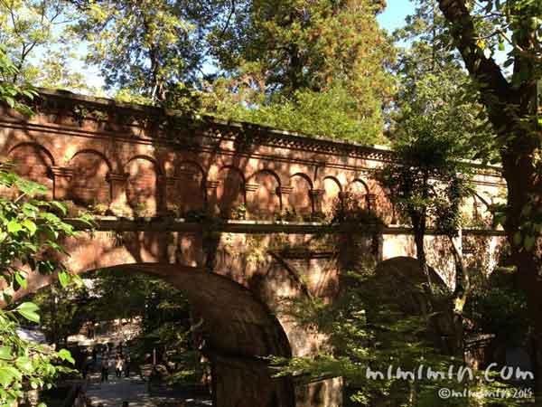 水路閣(南禅寺)の画像