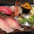 長次郎のにぎり寿司の写真