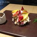 京カフェコムサのプラ ド フリュイの画像