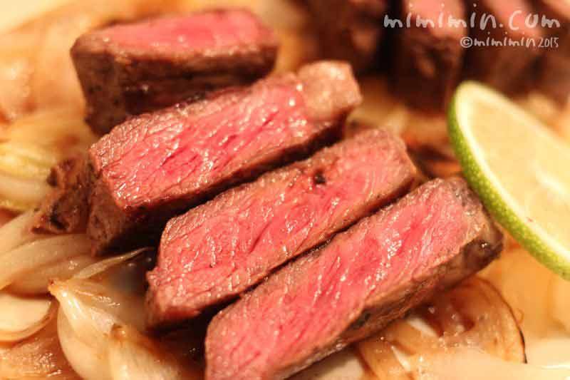 ステーキの画像