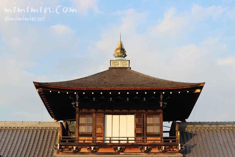 開山堂 東福寺の写真