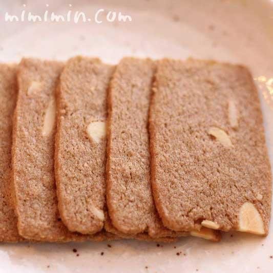 アーモンドシン(ベルギーのクッキー)の写真