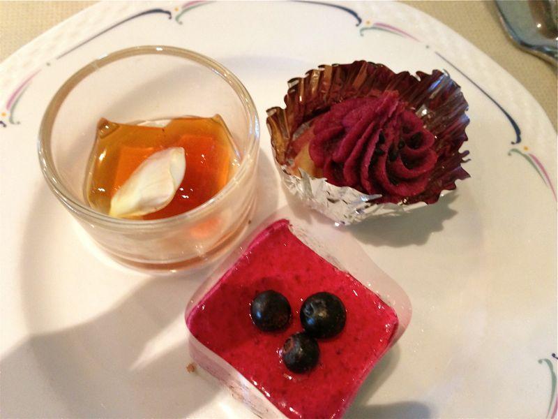 レストラン西本 (シノワーズ厨花)のデザートの画像