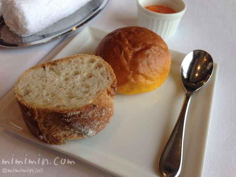 ウェスティンホテルホテル東京のビクターズのパンの画像