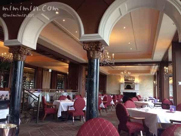 ウェスティンホテル東京のフレンチレストランのビクターズの画像