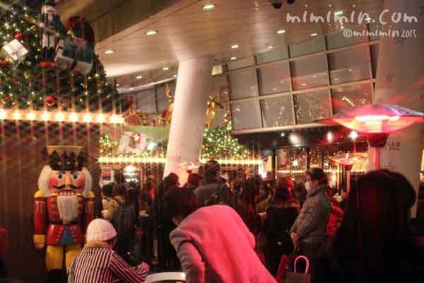 2015年六本木ヒルズのクリスマスの写真