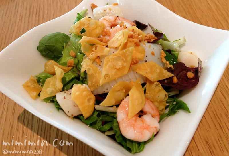 ディムジョイのランチのサラダの画像