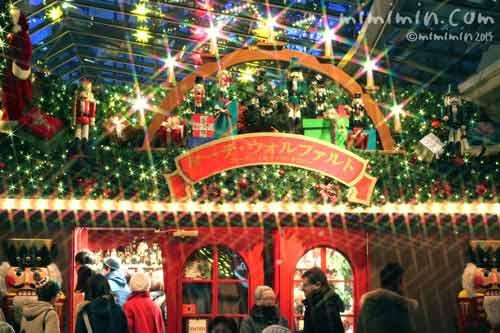 六本木ヒルズのクリスマスイベントの画像