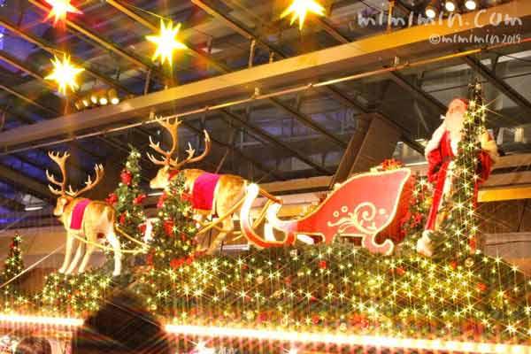 六本木ヒルズのクリスマスの画像