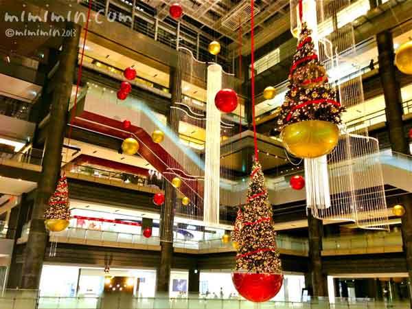 グランフロント大阪のクリスマス2013年の写真