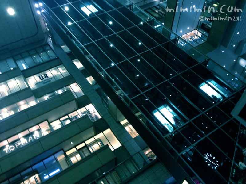 梅田のグランフロント大阪2003年の画像