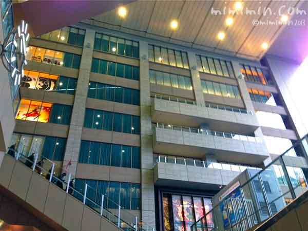 梅田のグランフロント大阪の画像